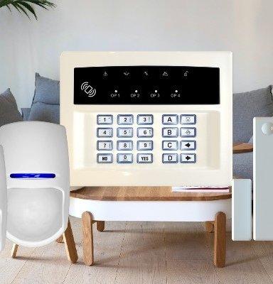 Bingley Home Wireless Burglar Alarm System